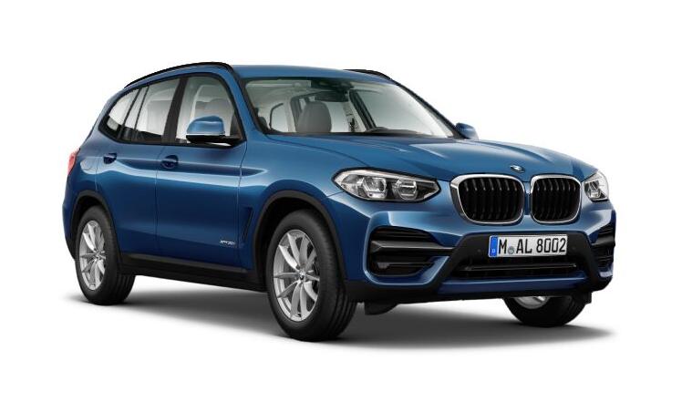 BMW X3 BVA